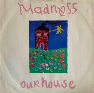 "Madness ‎- Our House (12"") (G/G++)"